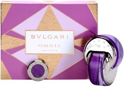 Bvlgari Omnia Amethyste подаръчен комплект