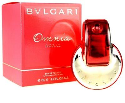 Bvlgari Omnia Coral toaletna voda za ženske 1