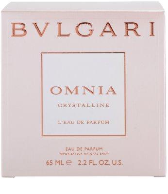 Bvlgari Omnia Crystalline Eau de Parfum für Damen 5