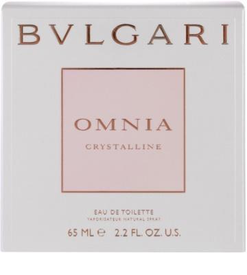 Bvlgari Omnia Crystalline toaletná voda pre ženy 5