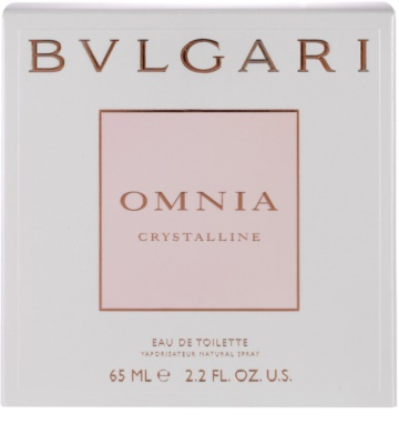 Bvlgari Omnia Crystalline Eau de Toilette für Damen 5