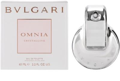 Bvlgari Omnia Crystalline eau de toilette nőknek