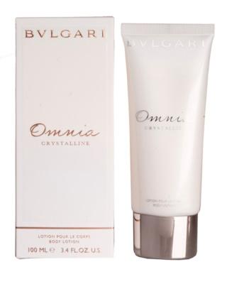 Bvlgari Omnia Crystalline Körperlotion für Damen