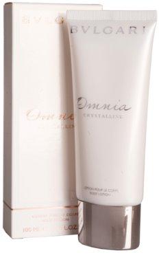 Bvlgari Omnia Crystalline Lapte de corp pentru femei 1