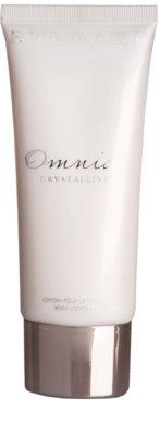 Bvlgari Omnia Crystalline Lapte de corp pentru femei 2