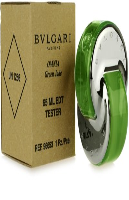 Bvlgari Omnia Green Jade тоалетна вода тестер за жени 2