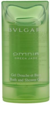 Bvlgari Omnia Green Jade gel de duche para mulheres