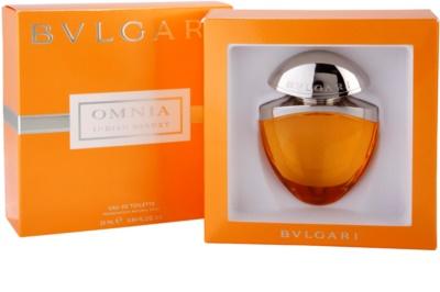 Bvlgari Omnia Indian Garnet Jewel Charm Collection Eau de Toilette para mulheres