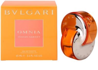 Bvlgari Omnia Indian Garnet Eau de Toilette para mulheres