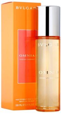 Bvlgari Omnia Indian Garnet aceite corporal para mujer 1