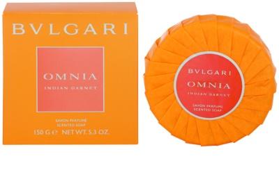 Bvlgari Omnia Indian Garnet parfémované mýdlo pro ženy