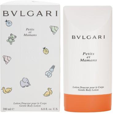 Bvlgari Petits Et Mamans тоалетно мляко за тяло за жени