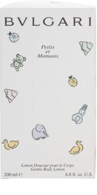 Bvlgari Petits Et Mamans тоалетно мляко за тяло за жени 5