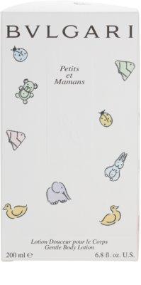 Bvlgari Petits Et Mamans Körperlotion für Damen 5