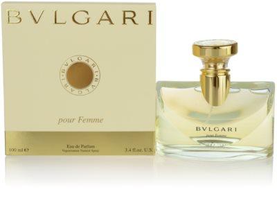 Bvlgari Pour Femme parfémovaná voda pro ženy