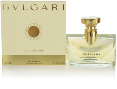Bvlgari Pour Femme parfumska voda za ženske