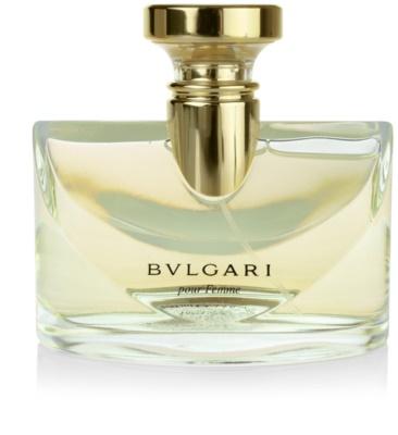 Bvlgari Pour Femme eau de parfum teszter nőknek