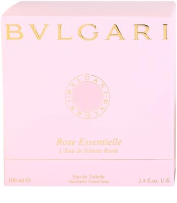 Bvlgari Rose Essentielle L'Eau de Toilette Rosée Eau de Toilette pentru femei 4
