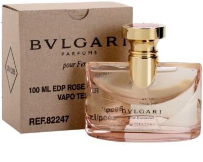 Bvlgari Rose Essentielle parfémovaná voda tester pro ženy 3