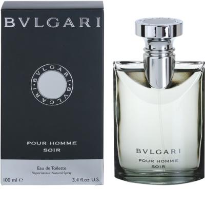 Bvlgari Pour Homme Soir eau de toilette para hombre
