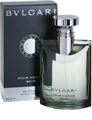 Bvlgari Pour Homme Soir eau de toilette para hombre 1