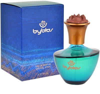 Byblos Byblos Woman Eau de Parfum para mulheres