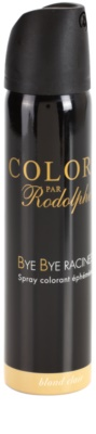 Bye Bye Racines Coloré par Rodolphe coloração para cobrir as raízes em spray