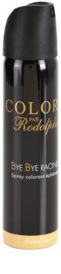 Bye Bye Racines Coloré par Rodolphe