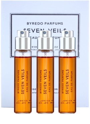 Byredo Seven Veils eau de parfum unisex  (3x recambio con difusor)