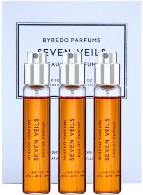 Byredo Seven Veils Eau De Parfum unisex  (3x spray reincarcabil)