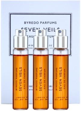 Byredo Seven Veils Eau de Parfum unisex  Dreifach-Nachfüllpackung mit Zerstäuber