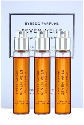 Byredo Seven Veils parfémovaná voda unisex  (3x náplň s rozprašovačom)