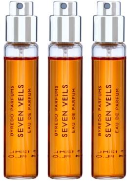 Byredo Seven Veils парфюмна вода унисекс  (3 бр.пълнители с пулверизатор) 1