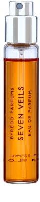 Byredo Seven Veils парфюмна вода унисекс  (3 бр.пълнители с пулверизатор) 2
