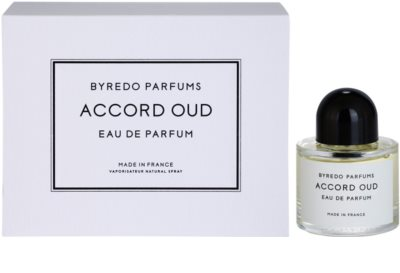 Byredo Accord Oud Eau de Parfum unissexo