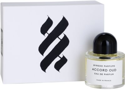 Byredo Accord Oud Eau De Parfum unisex 1