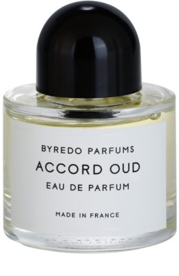 Byredo Accord Oud Eau de Parfum unisex 2