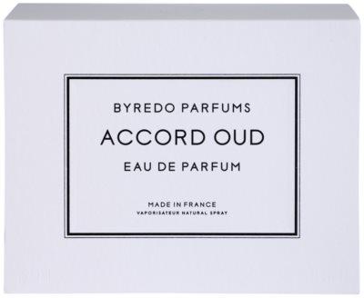 Byredo Accord Oud Eau de Parfum unisex 4