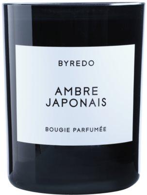 Byredo Ambre Japonais vela perfumada 1