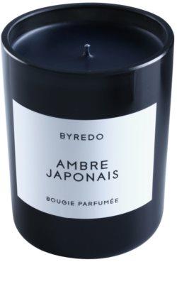 Byredo Ambre Japonais vela perfumada 2