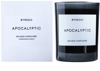 Byredo Apocalyptic illatos gyertya