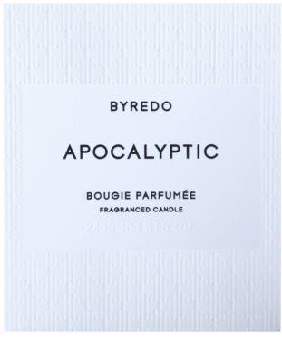 Byredo Apocalyptic lumanari parfumate 3