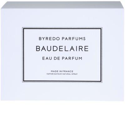 Byredo Baudelaire eau de parfum férfiaknak 4