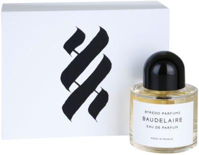 Byredo Baudelaire eau de parfum férfiaknak 1
