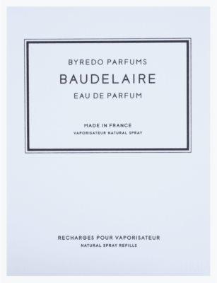 Byredo Baudelaire парфюмна вода за мъже  (3 бр.пълнители с пулверизатор) 3