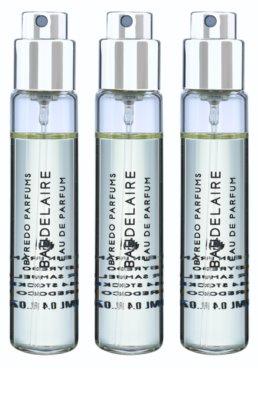 Byredo Baudelaire Eau de Parfum para homens  (3x recargas com vaporizador) 1
