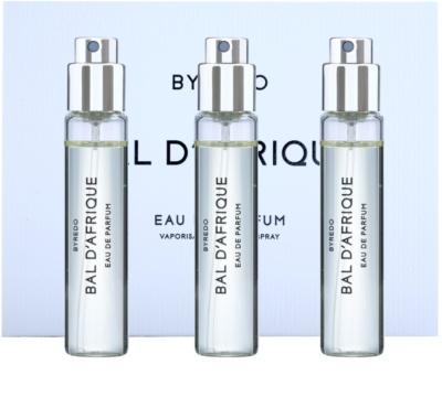 Byredo Bal D'Afrique парфумована вода унісекс  (3x флакон наповнення з пульверизатором)