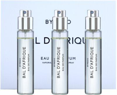 Byredo Bal D'Afrique eau de parfum unisex  (3x recambio con difusor)