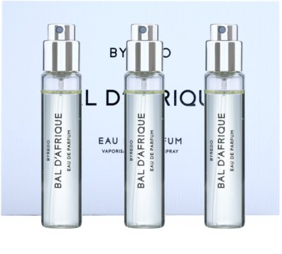 Byredo Bal D'Afrique Eau de Parfum unissexo  (3x recargas com vaporizador)