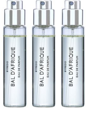 Byredo Bal D'Afrique Eau de Parfum unisex  Dreifach-Nachfüllpackung mit Zerstäuber 1